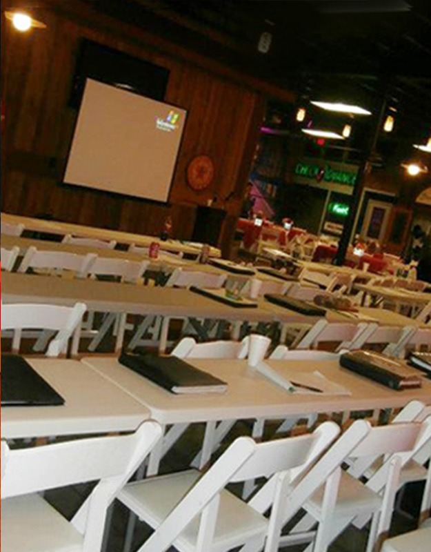 The Car Barn | Professional Corporate Event Venue - in Chattanooga