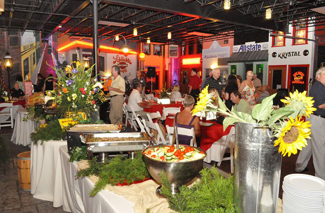 The Car Barn The Car Barn Event Hall And Rental Event Space Chattanooga Tn